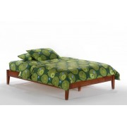 Cherry Basic Platform Bed
